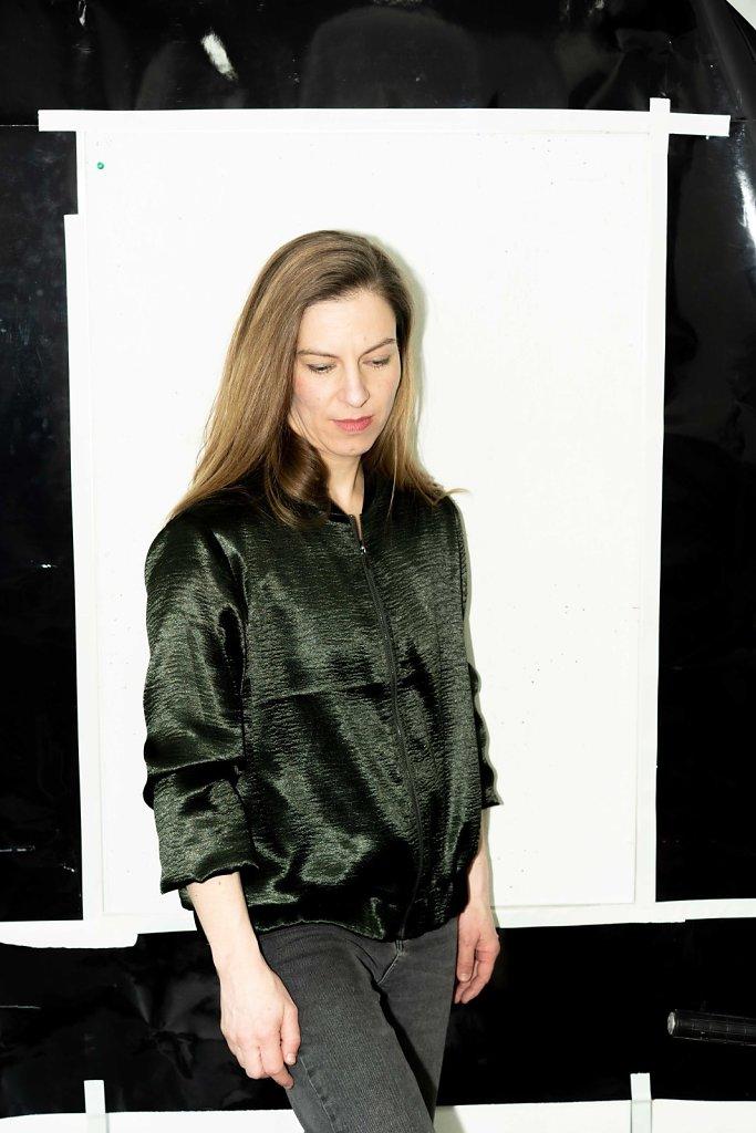 Porträt von Lisa Bergmann